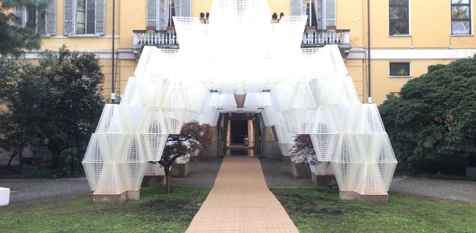 Cos / Mamou-Mani Conifera - Palazzo Isimbardi